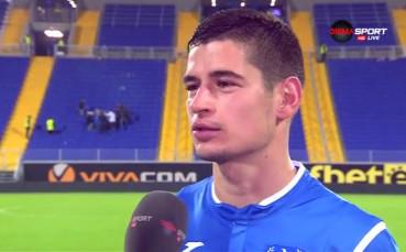Иван Горанов: Трите точки бяха много важни