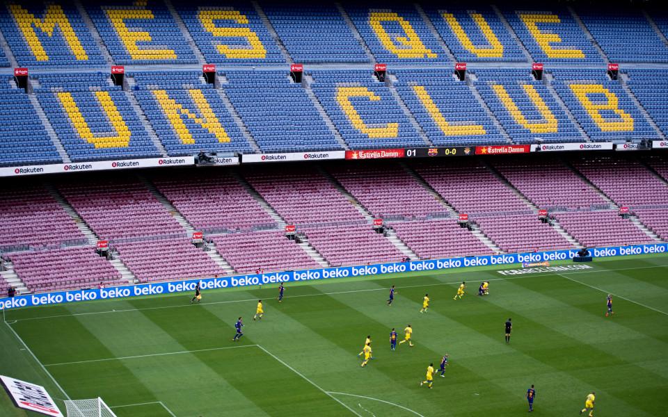 Бос на Барселона даде оставка
