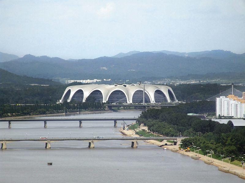 1. Стадион Рунградо - 1май, Пхенян - 114 000<strong> източник: Wikipedia</strong>