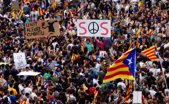 700 000 по улиците в Каталуния, Стоичков с позиция