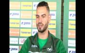 Славчев вярва, че феновете ще помогнат на България срещу