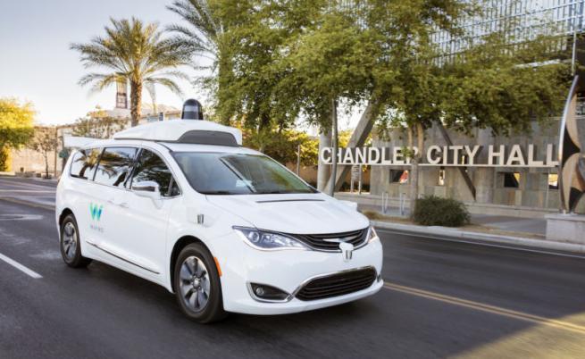 Автономните коли на Google тръгват през декември