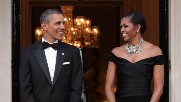 25 години любов: Мишел Обама с трогателно послание към своя съпруг