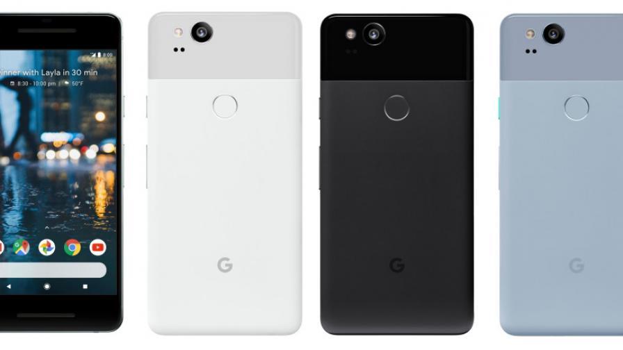 Новите телефони на Google са без жак за слушалки