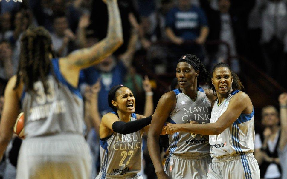 Ясен е новият шампион в женската НБА