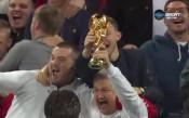 Англия - Словения 1:0 /репортаж/
