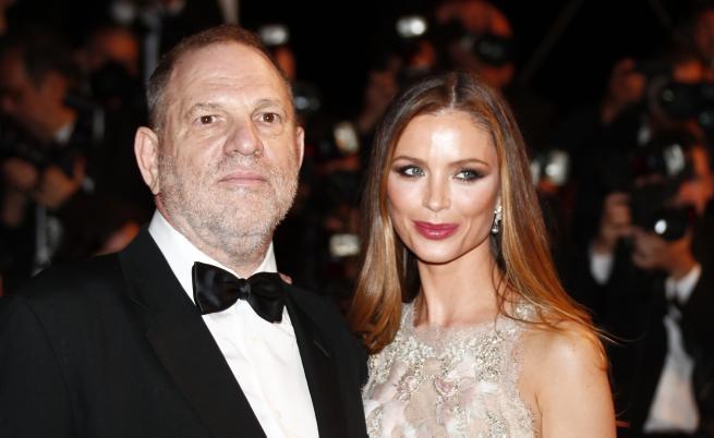 Холивудският продуцент Харви Уайнстий, който беше изгонен от собствената си компания заради обвинения в сексуален тормоз над актриси и други жени