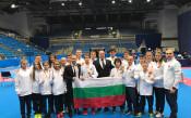 Българското таекуондо отново на европейския връх