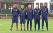 Юп Хайнкес проведе своята четвърта първа тренировка начело на Байерн