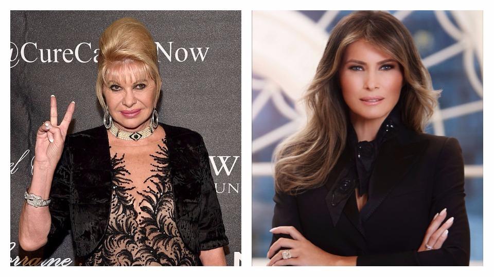 Битката на първите дами: как Ивана Тръмп успя да ядоса Мелания?