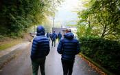 Националите на разходка в Люксембур<strong> източник: facebook.com/BulgarianNationalTeam/</strong>