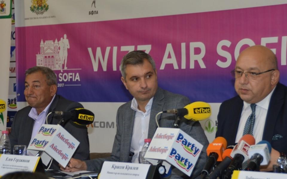 Атлети от цял свят пристигат за Софийския маратон, впечатляващ награден фонд