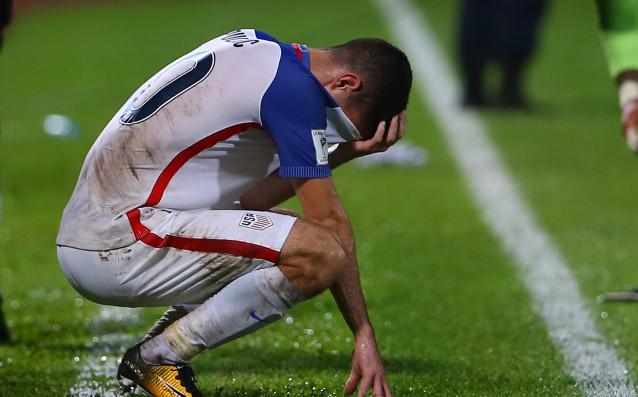 САЩ срещу Тринидад и Тобаго източник: Gulliver/Getty Images