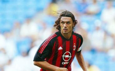 Малдини си спомни за миналото, но се притеснява за Милан