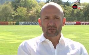 Милен Радуканов за мечтите, амбициите си и оценката за родния футбол