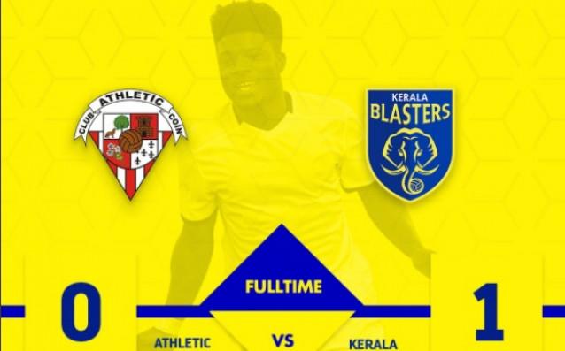 Керала Бластърс<strong> източник: twitter.com/KeralaBlasters</strong>