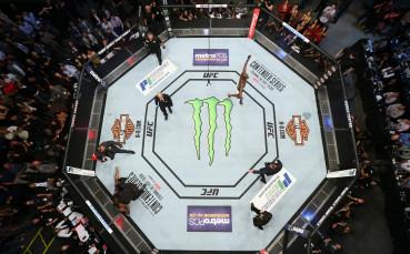 UFC ще дебютира в Аржентина на 17-ти ноември