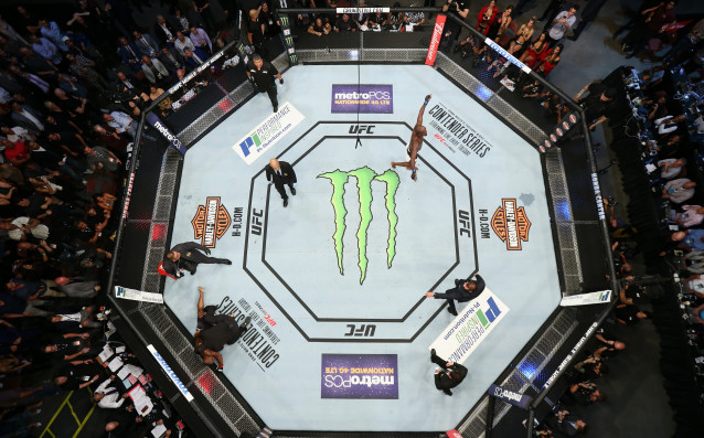 UFC източник: Gulliver/GettyImages