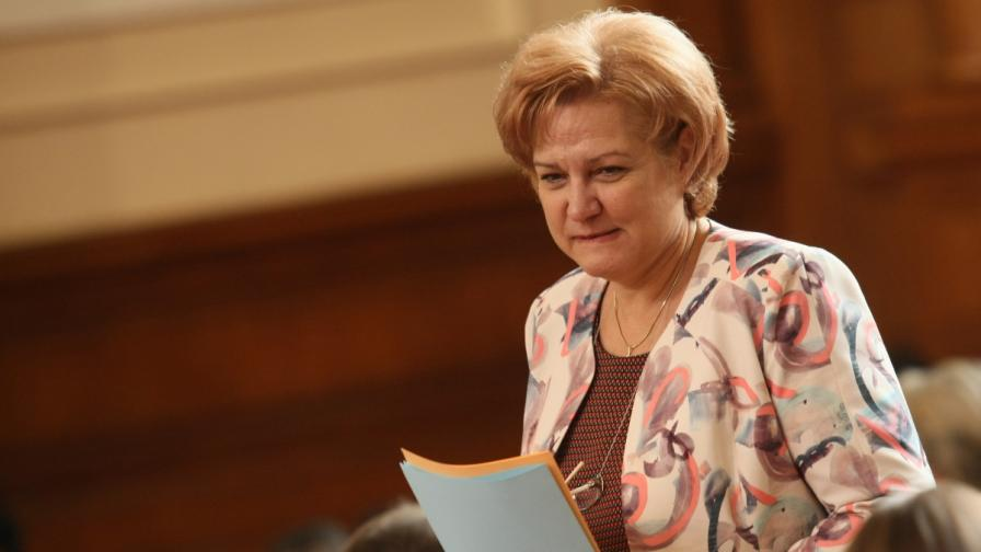 Менда Стоянова за Конституцията: Съсредоточили сме се върху области, които са критични
