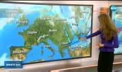 Прогноза за времето (14.10.2017 - сутрешна)