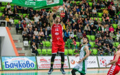 Балкан пречупи Лукойл Академик в баскетболно дерби