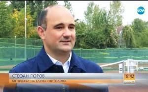 Българин тренира третата ракета в женския тенис