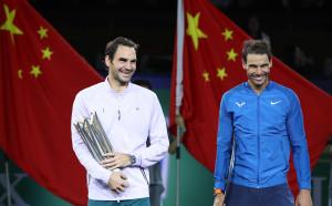 Федерер: Прекрасно е, че играх с моя велик съперник