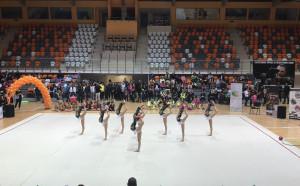 """""""Арена Армеец"""" приема Европейското по Естетическа гимнастика"""