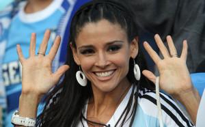 Аржентинска дива стимулира безмилостния Меси