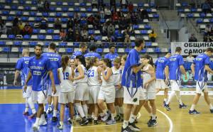 Рилски спортист взе бг-дербито с Левски в Балканската лига