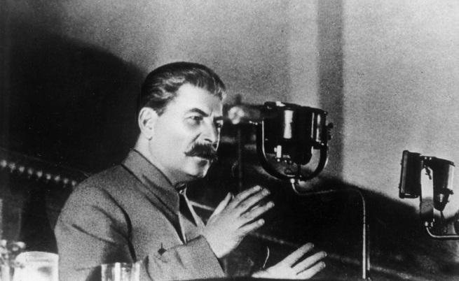 Сталин за дълго време е бил най-влиятелният човек в Източния блок.