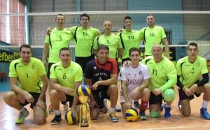 Светците спечелиха Суперкупата на Volley Mania