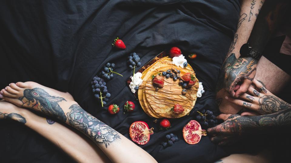 5 горещи правила за страхотна вечер заедно... в леглото