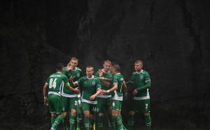 Лудогорец с футболна лекция в Брага, записа исторически успех за България