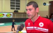 Александър Попов: Проиграхме си шансовете