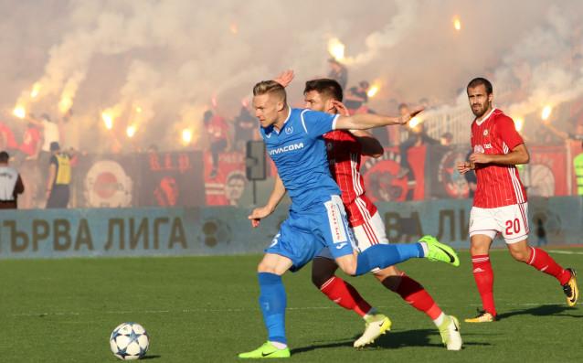 Тръпката и адреналинът на Левски - ЦСКА
