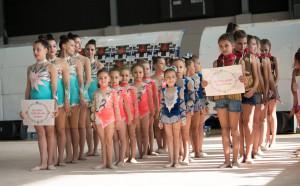 Златните момичета се събраха за международен турнир