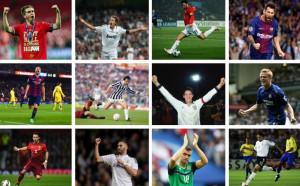 Големите футболисти, които никога не видяха червения картон