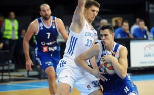Забивка на Данчо Минчев сред хитовете в Адриатическата лига