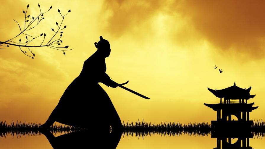 Кодексът на самурая: колко да пие и как да кръсти бебето си