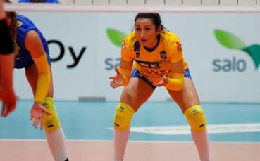 Опитна волейболистка на Марица подписа с тим от Румъния