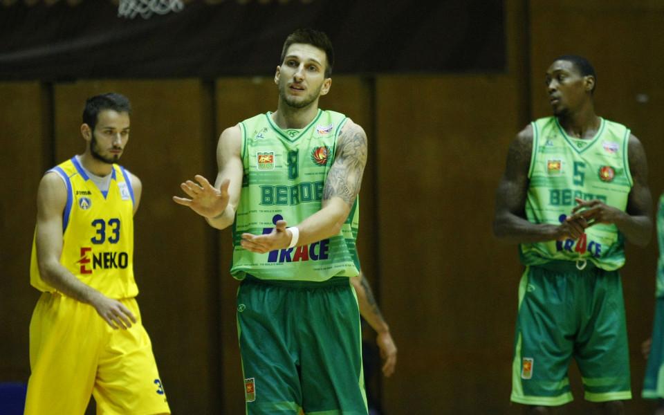 Ясен е пътят към трофея за баскетболната Купа на България