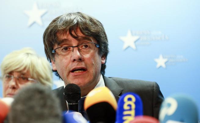 Пучдемон проговори от Белгия, независимостта е отменена