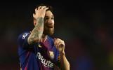 Барселона работи усилено по доживотния договор на Меси