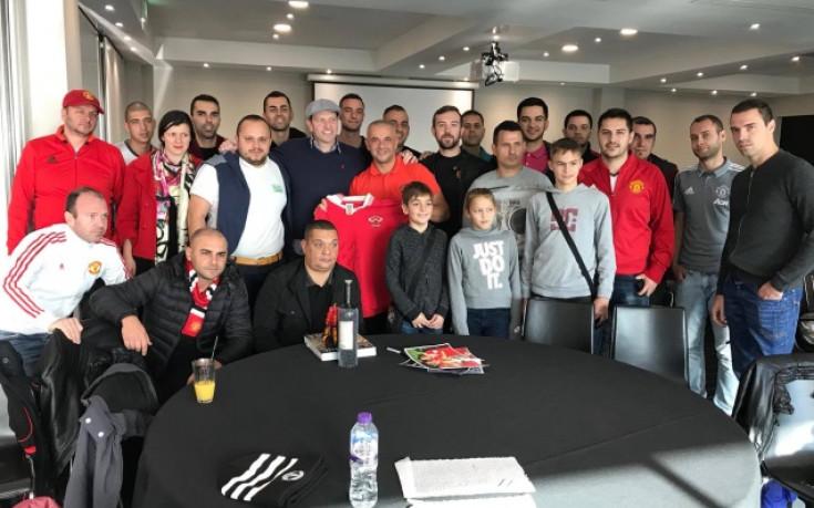 Как можеш да се включиш в семейството на Манчестър Юнайтед в България?