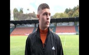 Тонислав Йорданов - младата звезда на Литекс