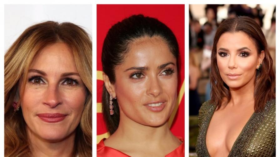 Някои актриси от Холивуд нямат нужда от корекции