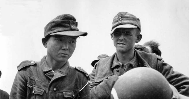 Той е кореец, пленен от японците и принуден да воюва