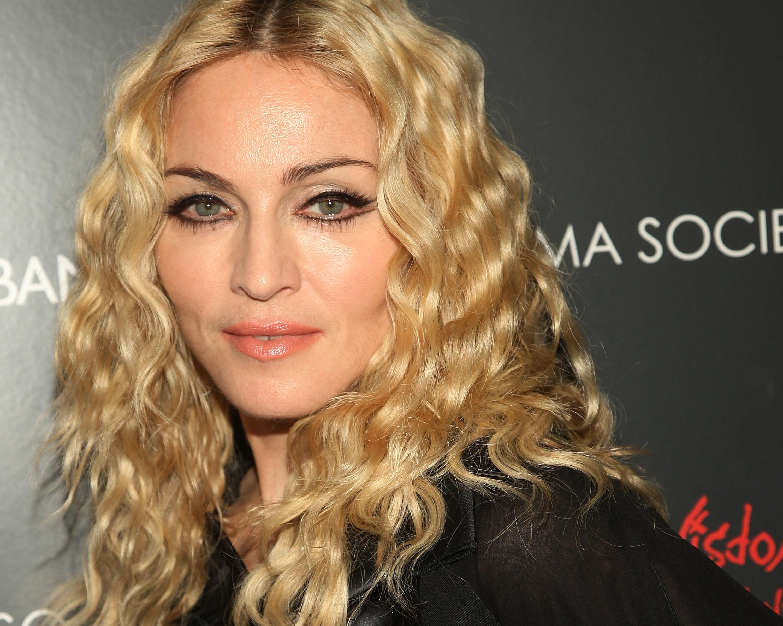 Мадона в началото на своите 50(2008 г.)