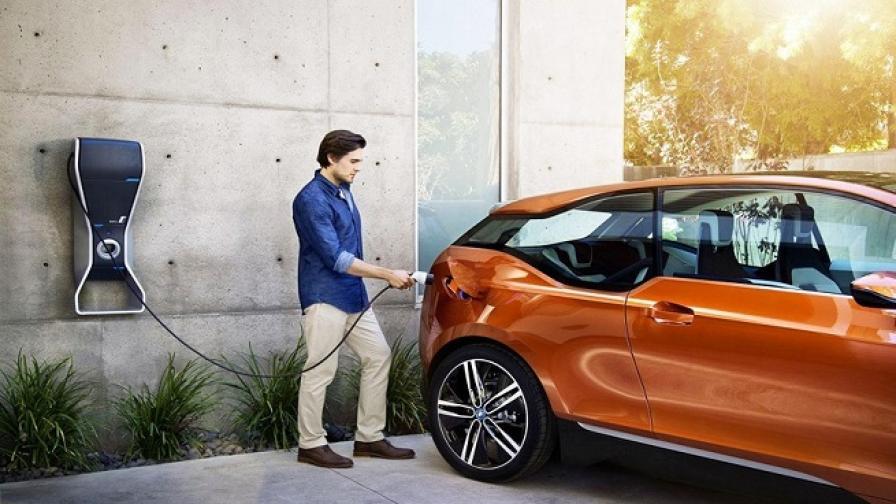 BMW i3 (снимката е илюстративна)